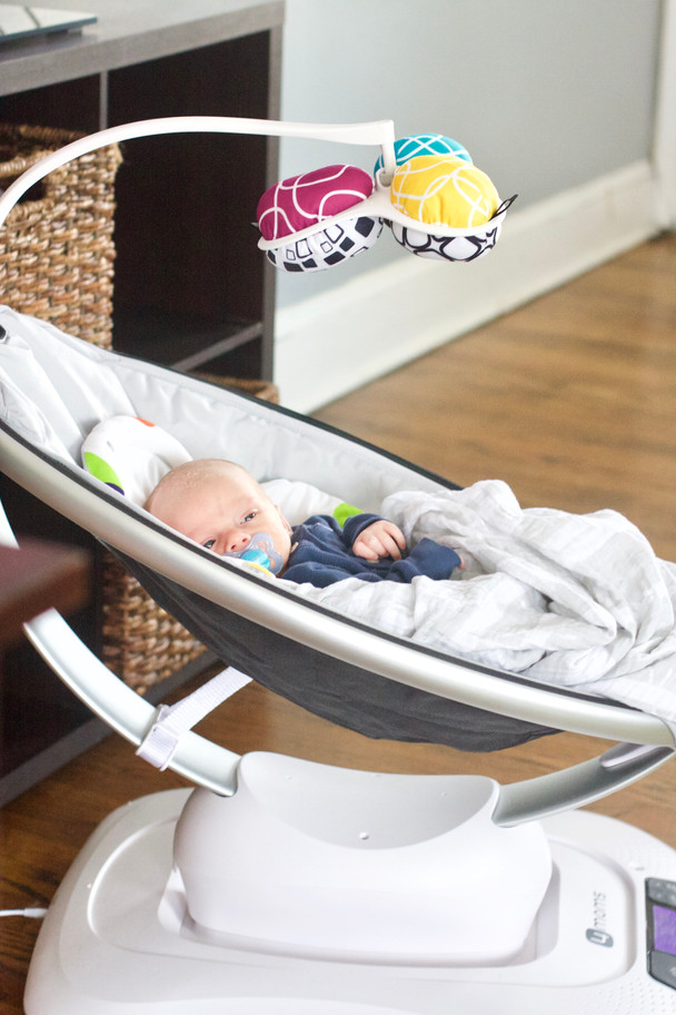 Baby Registry: What I'm Thankful We Registered For