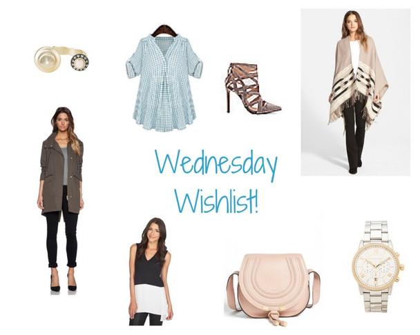 Wednesday Wishlist!