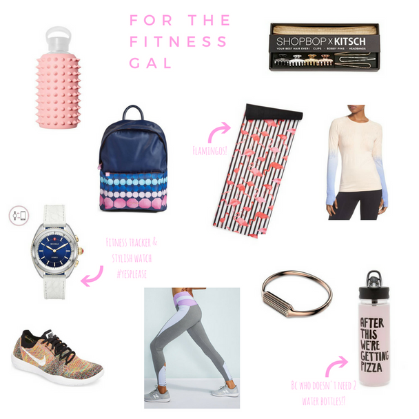 Gift Guide: Fitness Gal