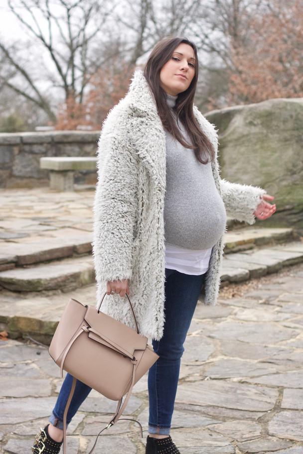 Grey Skies & Sweaters