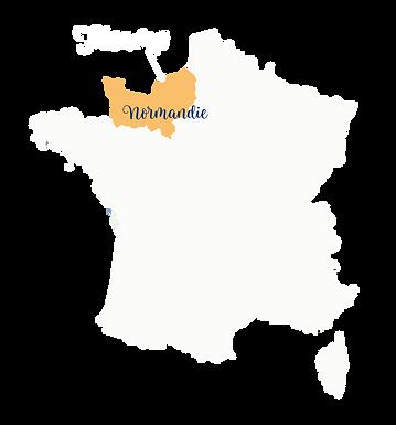 Fécamp en Normandie, France