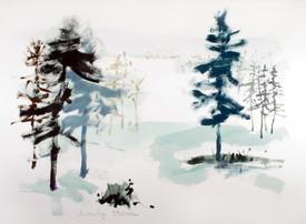 Winter-fog