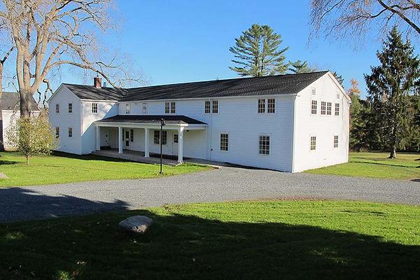 George Stevens Academy dormitory