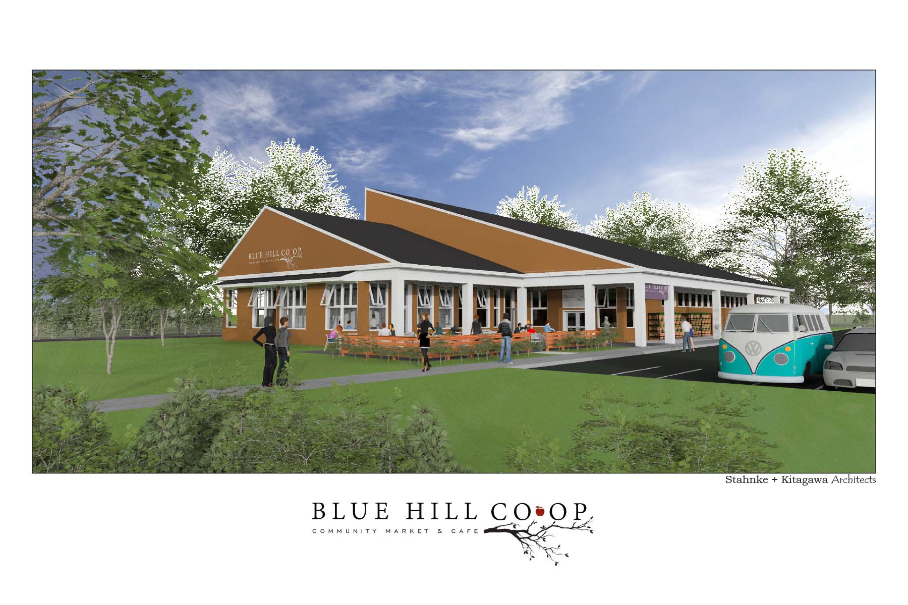 Blue Hill Coop