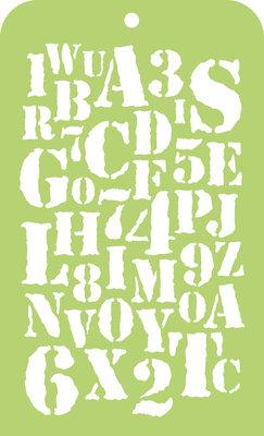 Mini Designer Template- Typography