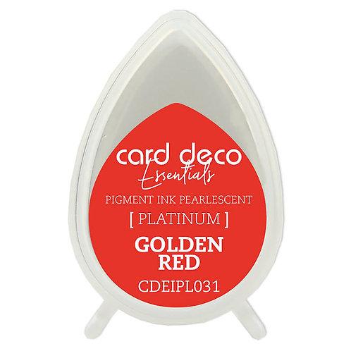 Essentials Dew Drop Ink- Golden Red