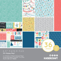 """Oh Happy Day! 6.5"""" Paper Pad"""