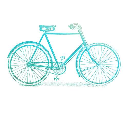 Bicycle Mini Stamp- Gentleman's Emporium
