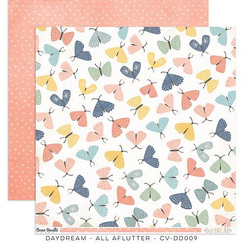 All Aflutter 12x12 Paper Daydream