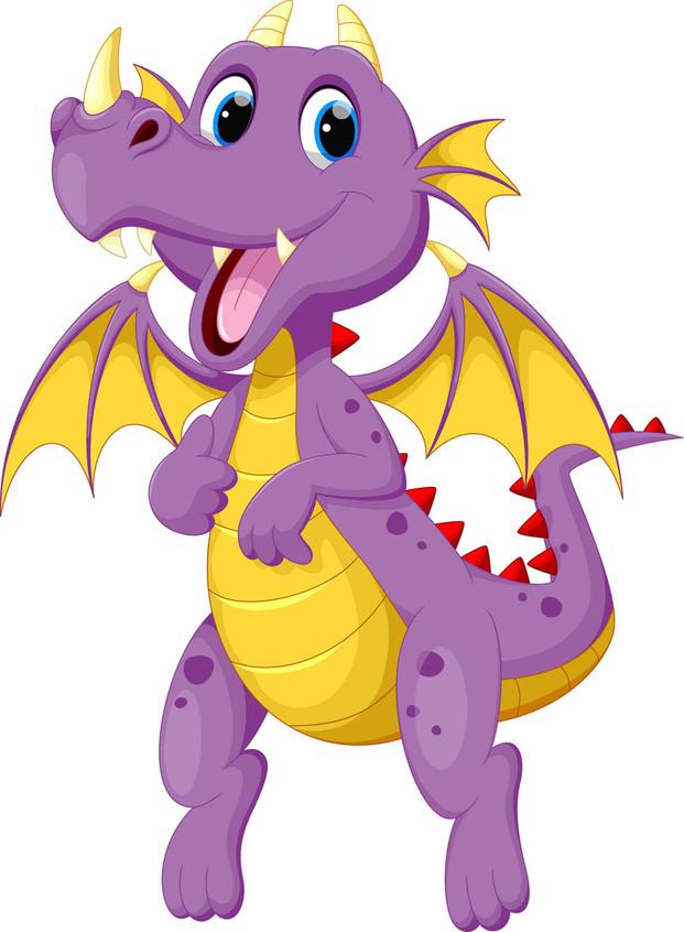 purple dragon_small