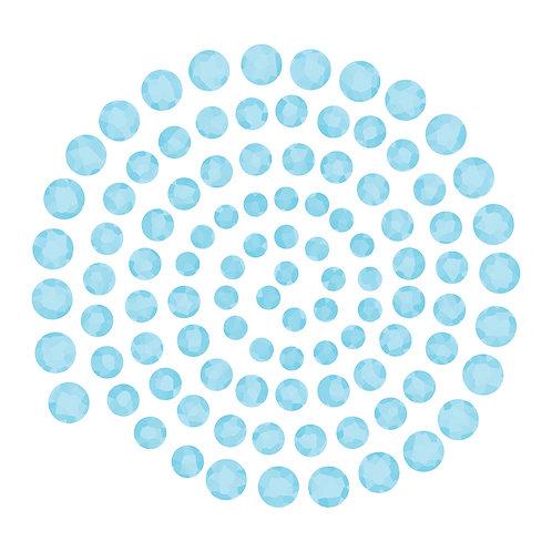 Gem Stones- Blue Iceberg