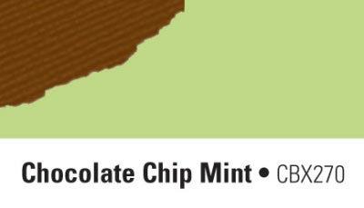 Chocolate Box Paper- Choc Chip Mint