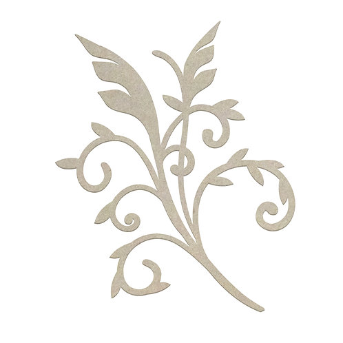 Gentleman's Flourish Chipboard- Gentleman's Emporium