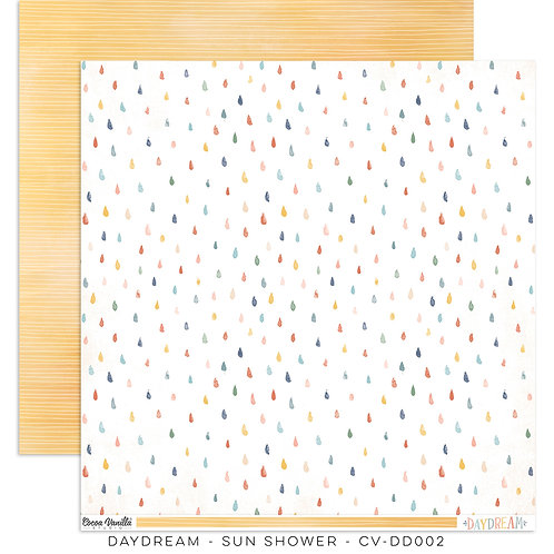 Sun Shower 12x12 Paper Daydream