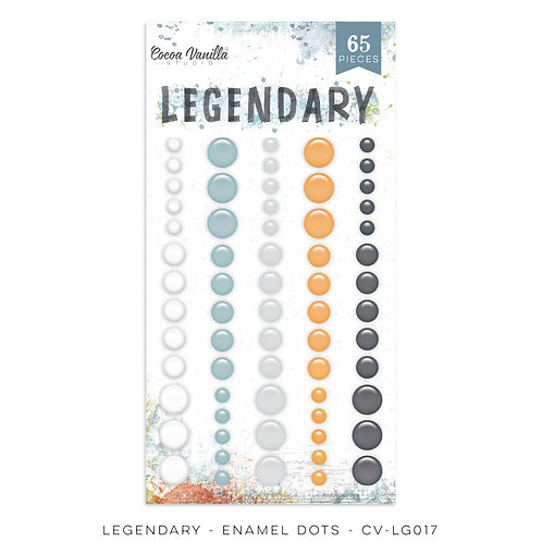 Legendary Enamel Shapes