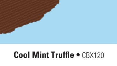 Chocolate Box Paper- Cool Mint Truffle