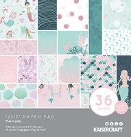 Mermaids 12x12 Paper Pad