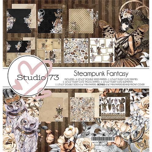 Studio 73 Steampunk Fantasy- Collection Set