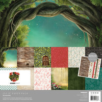 Enchanted Paper Pack with Bonus Stickers