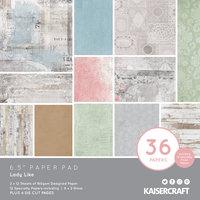 "Lady Like 6.5"" Paper Pad"