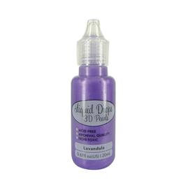 Liquid Drops 3-D Pearls- Lavendula