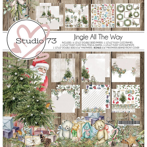 Studio 73 Jingle All The Way- Collection Set