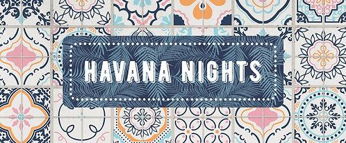 Purple Dragon Pack- Havana Nights