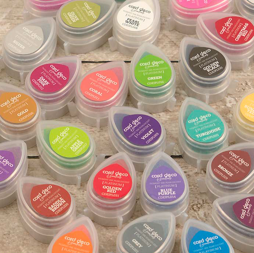 Essentials Dew Drop Ink- 32 Colour Collection