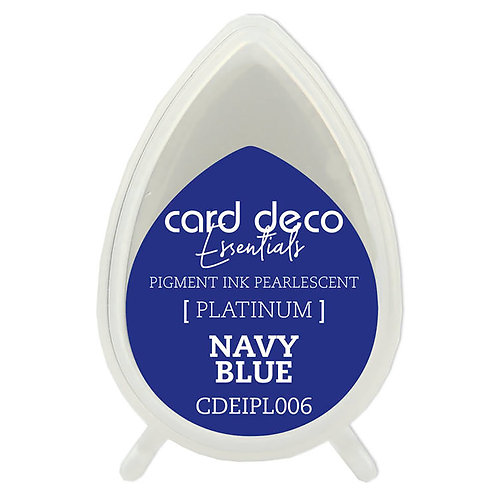 Essentials Dew Drop Ink- Navy Blue