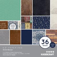 """Grand Bazaar 6.5"""" Paper Pad"""