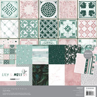 Lily & Moss Paper Pack with Bonus Stickers