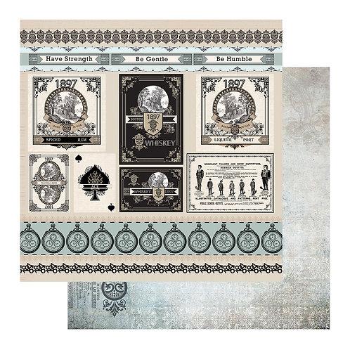 Gentleman's Emporium Sheet 12