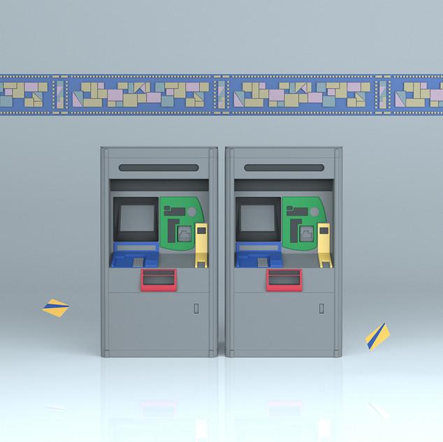 Metro vending machine