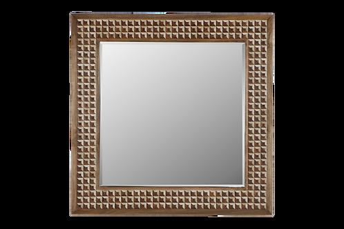 Endellion Bone Inlay Wall Mirror