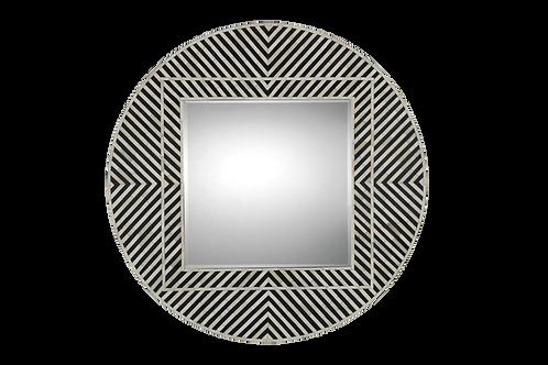 Quince Bone Inlay Wall Mirror