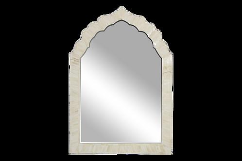 Alhambra Bone Wall Mirror