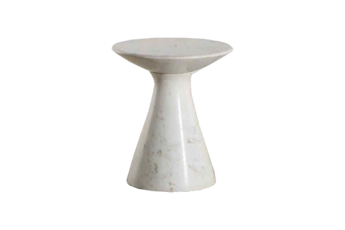 Spirit Marble Accent Table