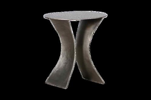 Samar Iron Accent Table