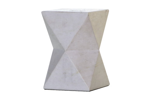 Jester Marble Accent Table