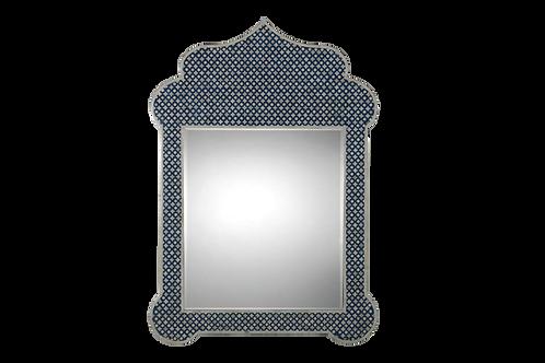Jericho Bone Inlay Wall Mirror