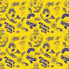 Atlanta Snack Club pattern