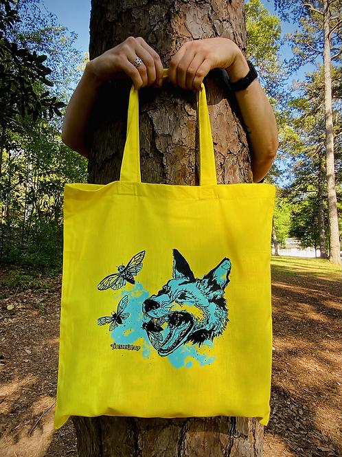 Summer Yawn Tote Bag