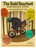 Run The Cohuttas event poster