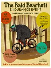 Run the Cohuttas event flyer