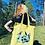 Thumbnail: Summer Yawn Tote Bag