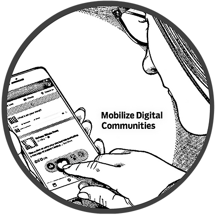Mobilize Digital Communities