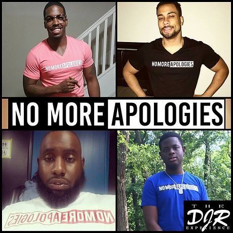 No More Apologies