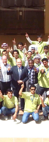 Saudi Arabia - Taif Campus