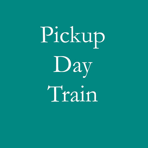 Pickup Day Train
