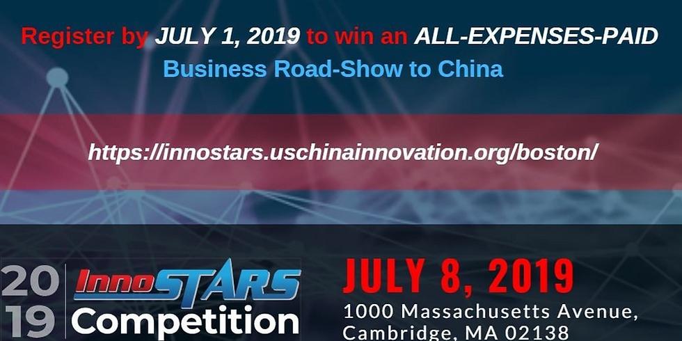 【InnoSTARS x Z-Park】 2019 InnoSTARS Boston preliminary round